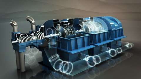 Process Gas Amp Steam Turbine Power ⋆ Sterling Power Systems Inc